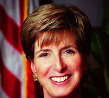 Photo of Christine Whitman