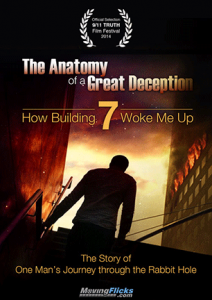 Poster for the film The Anatomy of a Great Deception