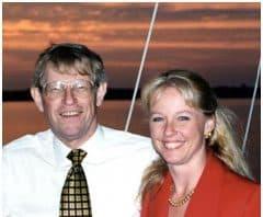 Photo of Barbara and Ted Olson