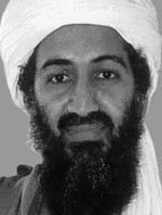 Photo of Usama bin Laden