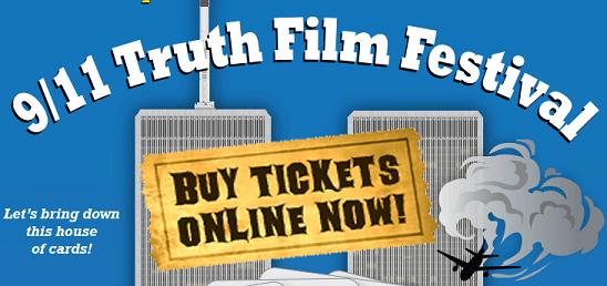 9/11 truth film festival tickets