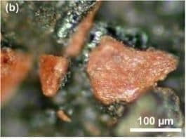 Expert shows explosive red, gray chips found in WTC dust