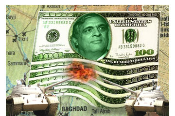 George Tenet cashes in on Iraq