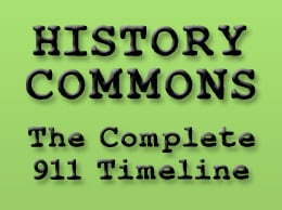Banner for History Commons Complete 911 Timeline