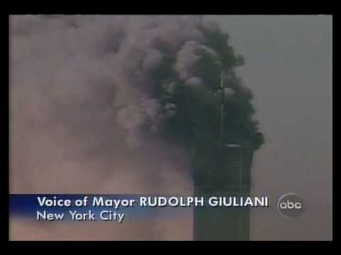 Rudy Giuliani Collapse WTC Towers 9/11