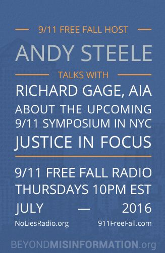 Justice in Focus interview with Richard Gage