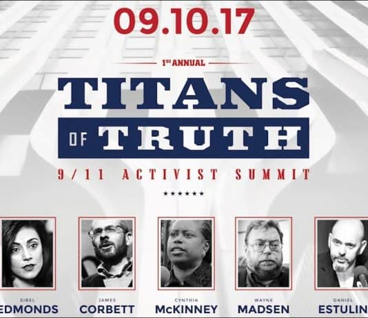 Graphic from Titans of truth conference
