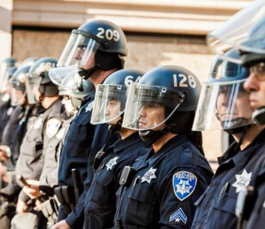 Militarized police terrorize a generation of Americans