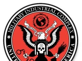 Seal for the Military-Industrial complex
