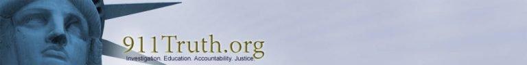 911Truth.Org new website banner 2007