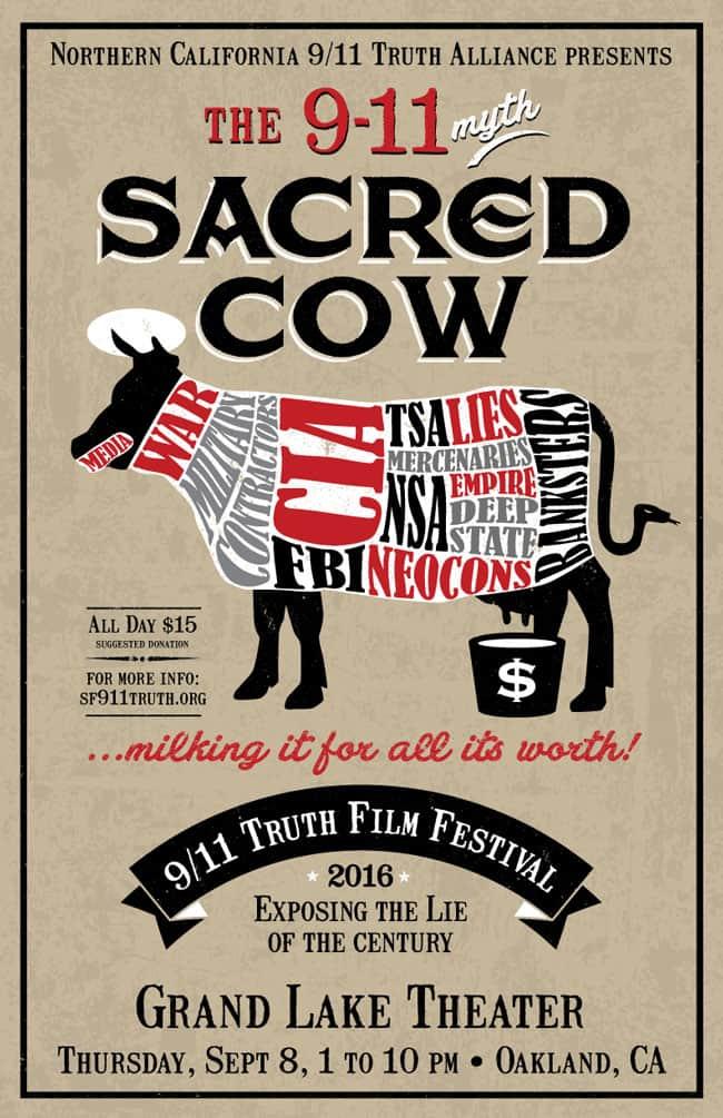 9/11 Truth Film Festival Poster