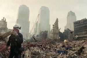 Ground Zero worker with respirator overbilled by law firm