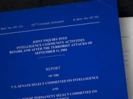 The printed volume of The US Congressional Joint Inquiry