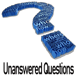 Banner image for unanswered questions