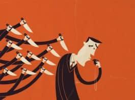 Graphic depicting Whistleblower